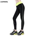 LASPERAL Women Sports Legging Pants Running Jogging High Waist Stretched Slimming Pencil Pants Women Fitness Yoga