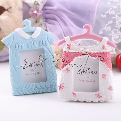 free shipping cute place card frame baby shower favors more colors