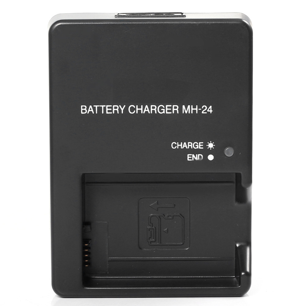 En El14 Camera Battery Charger Ac 100v 240v Us Plug