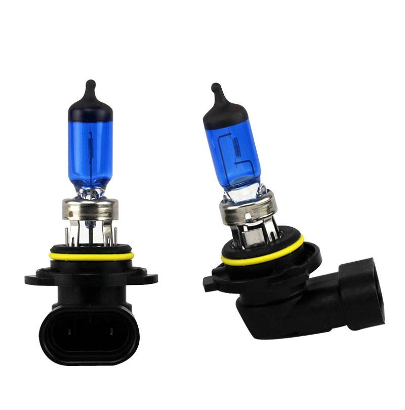 XENCN HB4 9006 12V 51W 5300K Emark Blue Diamond Light Xenon Halogen Car Bulbs Xenon White Fog EMARK DOT Lamp for ford mondeo(China (Mainland))