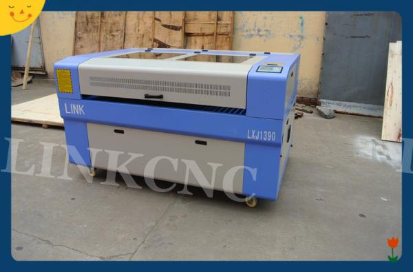High speed engraving machine laser/LINK non-metal laser machine 1390 with HIWIN rails(China (Mainland))