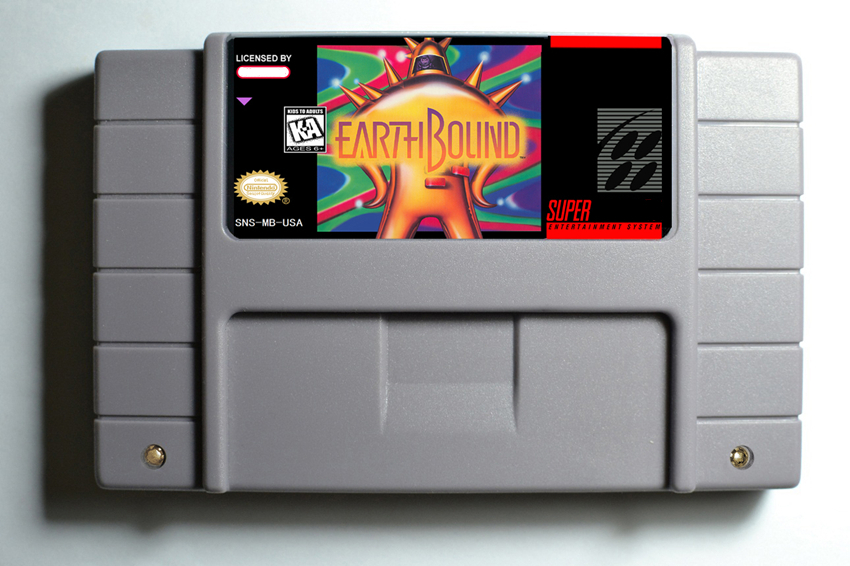 Электроника Game Cartridge RPG  Earthbound