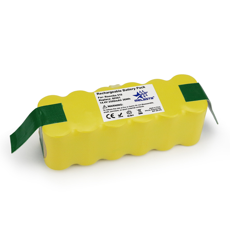 MELASTA 2.5Ah Ni-MH Battery for iRobot Roomba 500 600 700 Series 510 530 531 532 533 535 536 540 545 550 560 570 580 610 700 760<br><br>Aliexpress