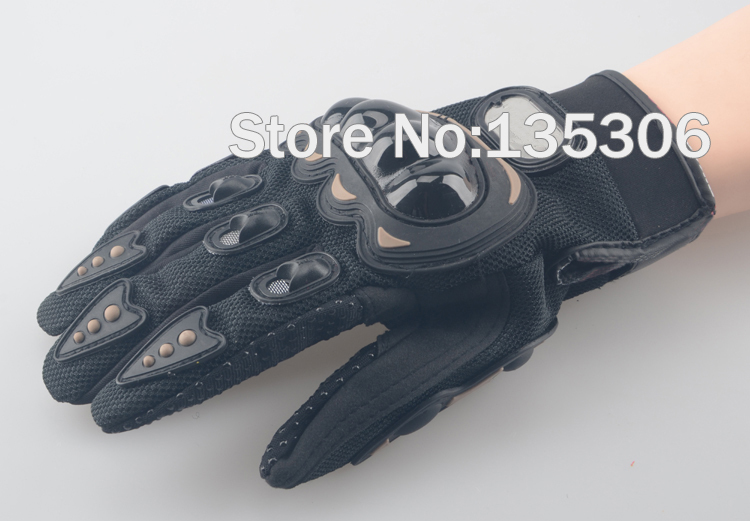 Motorcycle Bike Bicycle Full Finger Protective Gear Racing Gloves Performance Racing Accessorie GL165662697(China (Mainland))