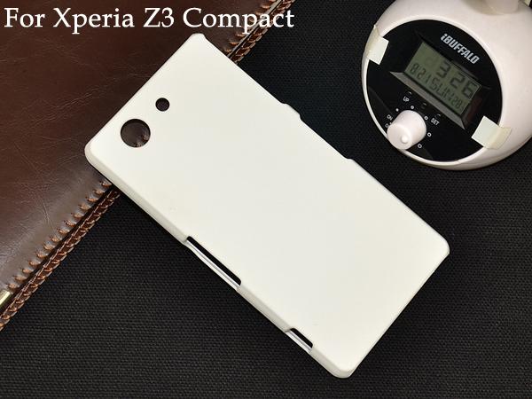 1PC Ultra Thin Hard Matte Slim Back Cover Case Shell Sony Xperia Z3 Compact/ mini M55W Phone Capa Funda Coque - Bestbuy Electronic Co., Ltd store