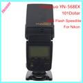 Yongnuo YN 568EX YN568EX TTL Wireless HSS Flash Speedlite for Nikon D4 D3x D3s D800E D700
