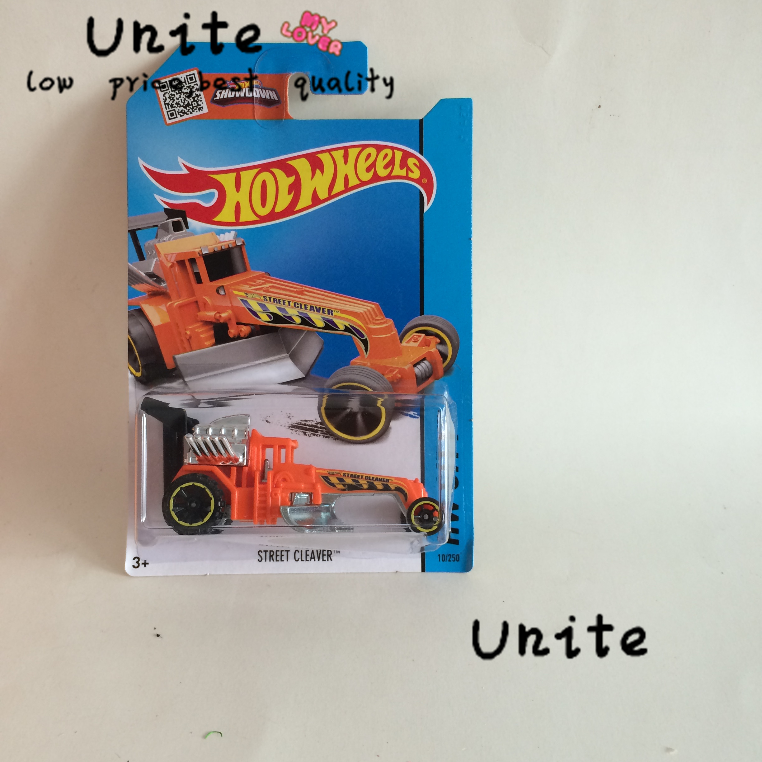 Free Shipping Street Cleaver Alloy Cars Models Special Type Wholesale Metal Mini Cars For Collector Hot Wheels Shark 1:144(China (Mainland))