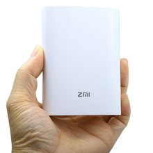Original Xiaomi ZMI MF815 120Mbps TD-LTE 4G TD-SCDMA 3G Wireless WiFi Router Support Micro SIM Card 7800mAh Power Bank Charger(China (Mainland))