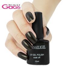Dannail Charming Glitter Blick Color #78 UV Gel Varnishes Nail Polish Soak 10ml Long Lasting Art Manicure Maquiagem - BeautyGaGa store