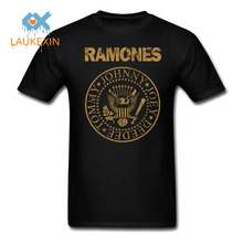 Buy Summer NEW Casual Cotton Printed Short Sleeve tee shirt RAMONES T Shirt Rock Hip Hop Fitness Blusas Camisas Masculinas Tees for $9.50 in AliExpress store
