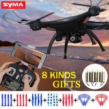 Original Drone Syma X5S & X5SC & X5SW FPV UAV WIFI HD 2MP Camera RC Quadcopter 2.4G 6-Axis Headless Helicopter VS H12W H26W X6SW(China (Mainland))