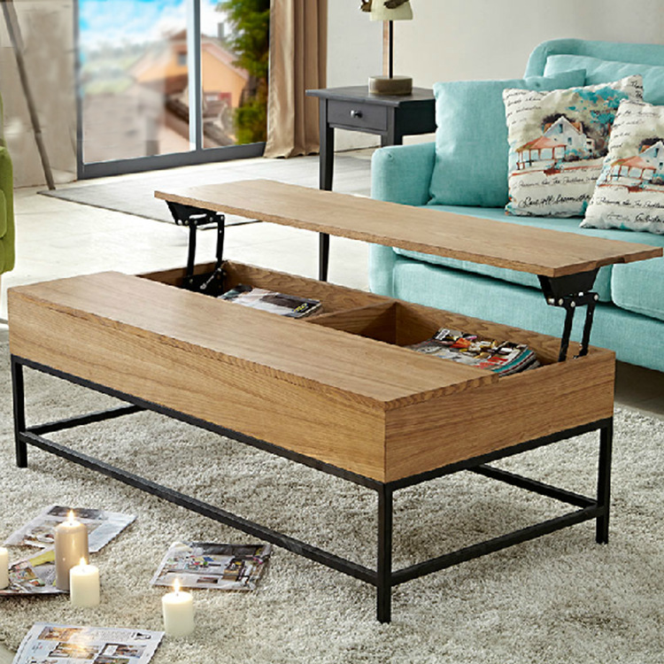 However gifted American retro wood home furniture creative