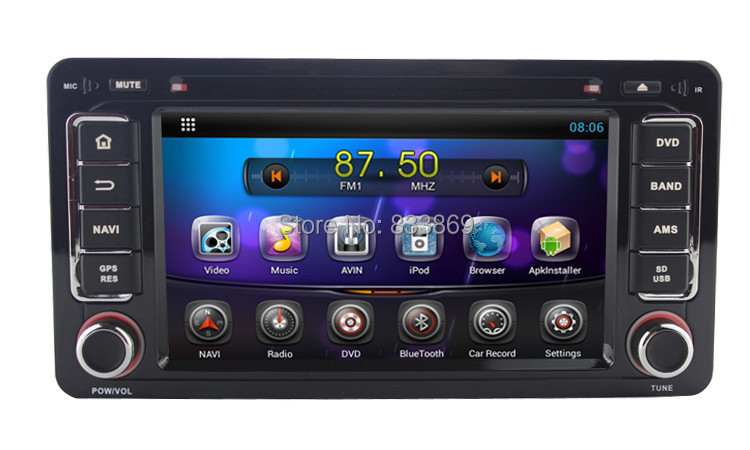 2 din Android 4.2 Car PC auto dvd Radio for Mitsubishi OUTLANDER With GPS BT 3G/WIFI CPU: Cortex A9 dual-core RAM: 1GB DDR3(China (Mainland))