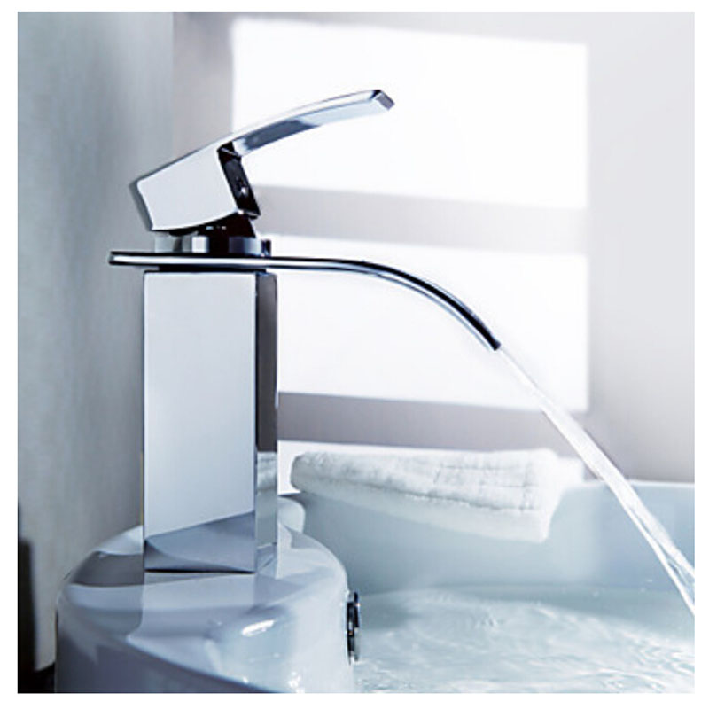 Wholesale and retail free shipping hot sale waterfall Wholesale bathroom fixtures