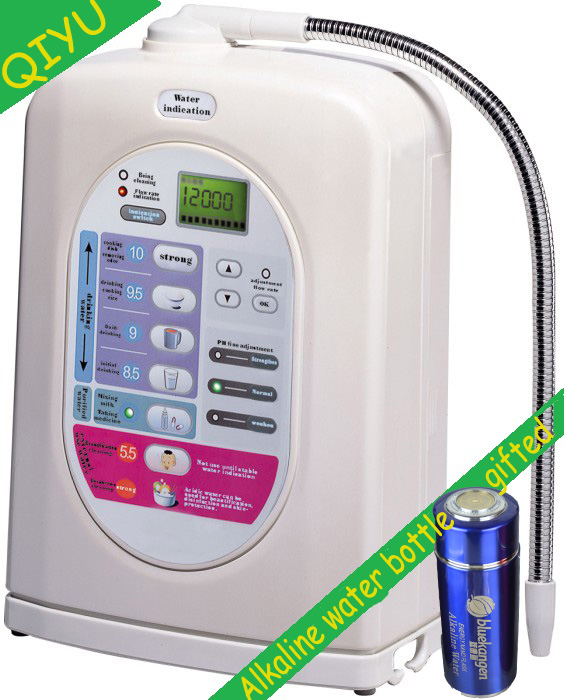 Гаджет  Promotional Japan tech Alkaline water ionizer + extra built-in filter gifted. None Бытовая техника