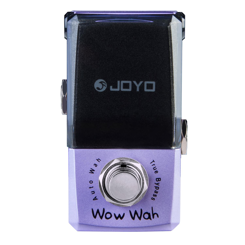 Joyo Ironman JF-322 Wow Wah Autowah Guitar Effect Pedal True Bypass JF 322<br><br>Aliexpress