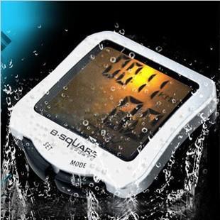 2013 Digital Backlight Bicycle Computer Odometer Bike Meter Speedometer Clock Stopwatch Waterproof Free Shipping
