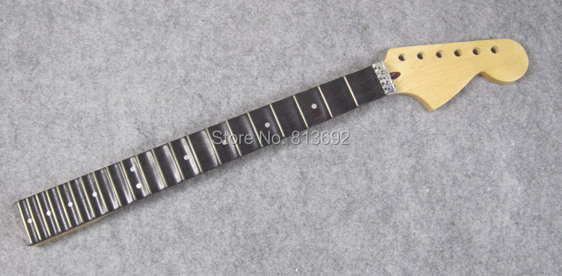 Electric Guitar Neck, Scalloped Ebony Fingerboard, STNeck, Big Headstock, High Quality(China (Mainland))