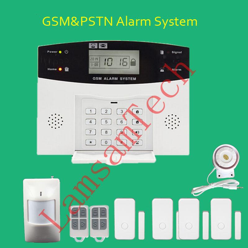 Burglar Alarm Project: Gsm Burglar Alarm System