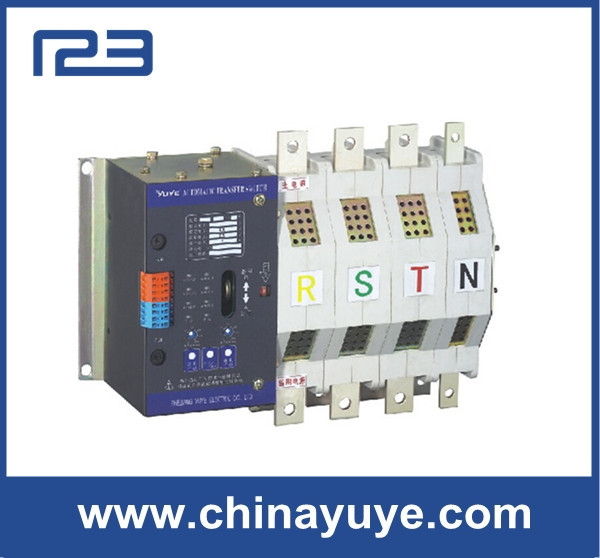 YES1-250A 4P Single Phase Automatic transfer switch/Change over switch(China (Mainland))