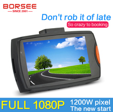 BORSEE Original R1 Car DVR HD1080P 2.7″ 170 Degree Wide Angle Camera Video Recorder Motion Detection Night Vision Car G-Sensor