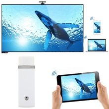 NI5L Miracast Wifi Display Dongle Receiver 1080P HDMI Wireless AirPlay DLNA HDTV Free Shipping