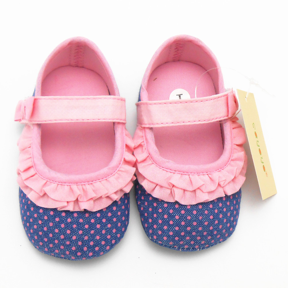 2015 Brand sayoyo Baby Shoes Soft Newborn baby boy