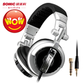 Somic st 80 Foldable stereo headphone noise cancelling computer professional dj subwoofer monitor headset Bass HiFi