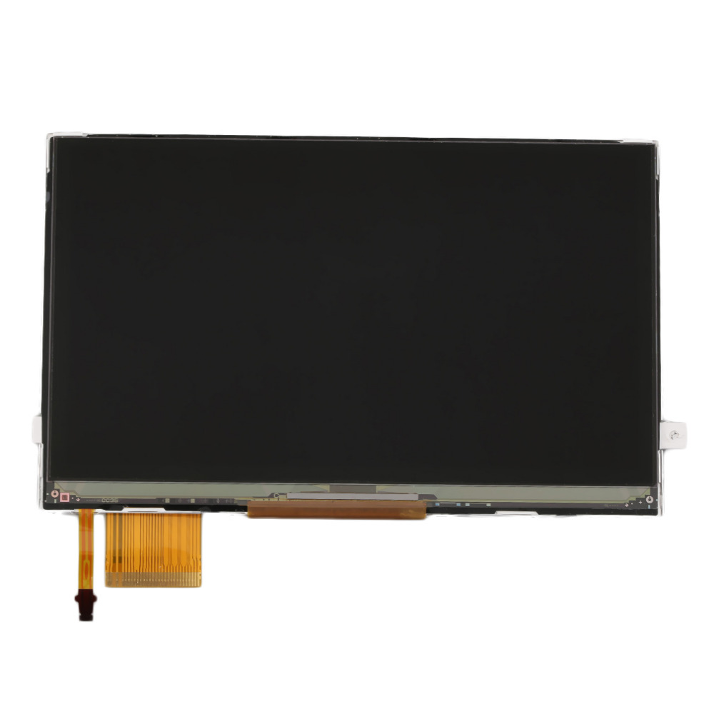 Original Replacement Capacitive Black LCD Screen Display Repair Replacement Parts For SONY for PSP 3000(China (Mainland))