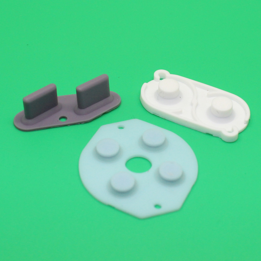 Brand new Conductive adhesive for Nintendo game boy classic GB silicone rubber key pad Console DMG System 5sets/lot<br><br>Aliexpress