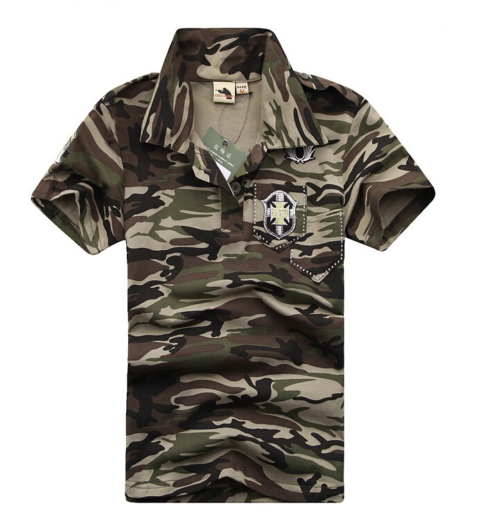 Free Knight Women Camouflage Clothing Military Fashion T shirt Short Sleeve T-Shirt Tops Size M-XXL(China (Mainland))