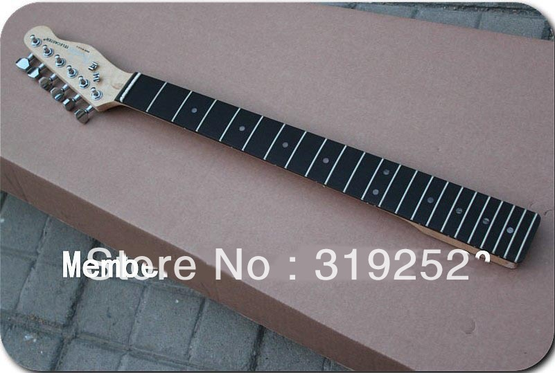 Replacement Tele Electric Guitar Maple Neck Ebony Fingerboard I Free shipping Dropshipping Wholesale(China (Mainland))