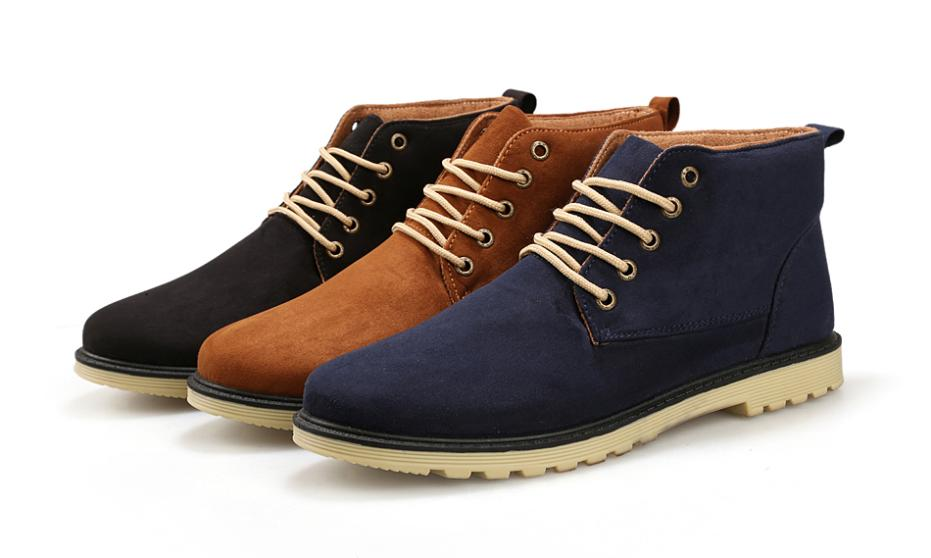 Nice Winter Boots For Men | Santa Barbara Institute for ...