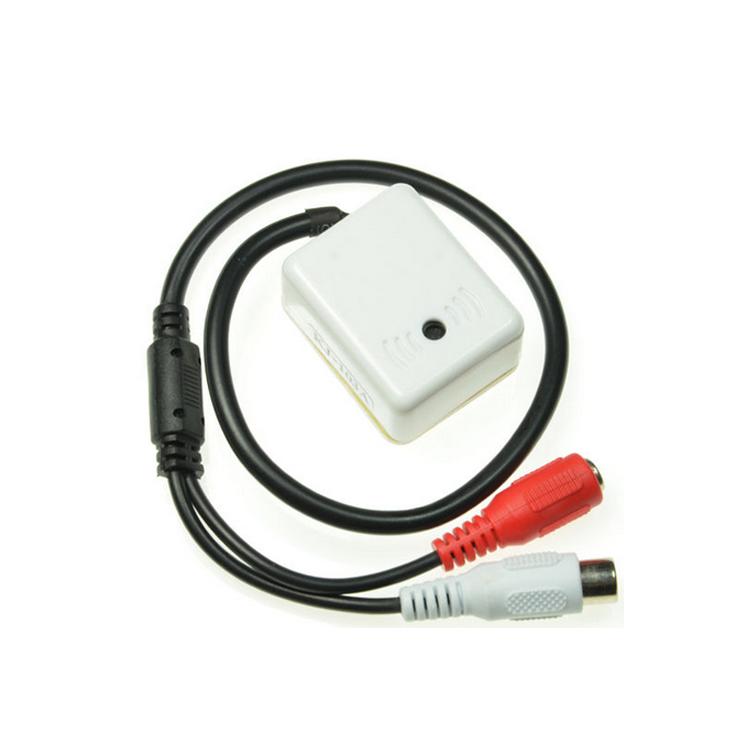 MINI Audio CCTV Microphone MIC FOR Security DVR Cameras(China (Mainland))