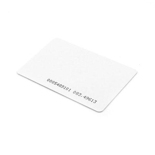 New Hotsale Best Price In Aliexpress promotion 200pcs 125Khz RFID Proximity Cards ID Card Door Entry Access 0.8mm(China (Mainland))