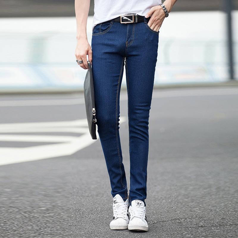 Purple Skinny Jeans Mens