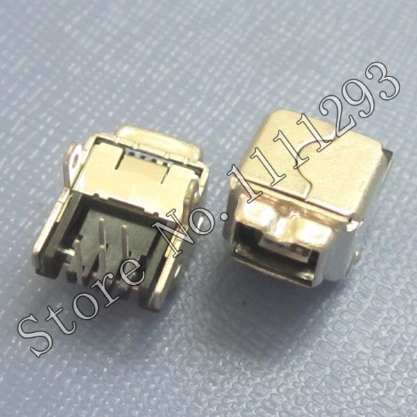 10pcs/lot 1394 Firewire Jack female 1394 socket connector for Sony Dell HP etc Laptop Camcorder(China (Mainland))
