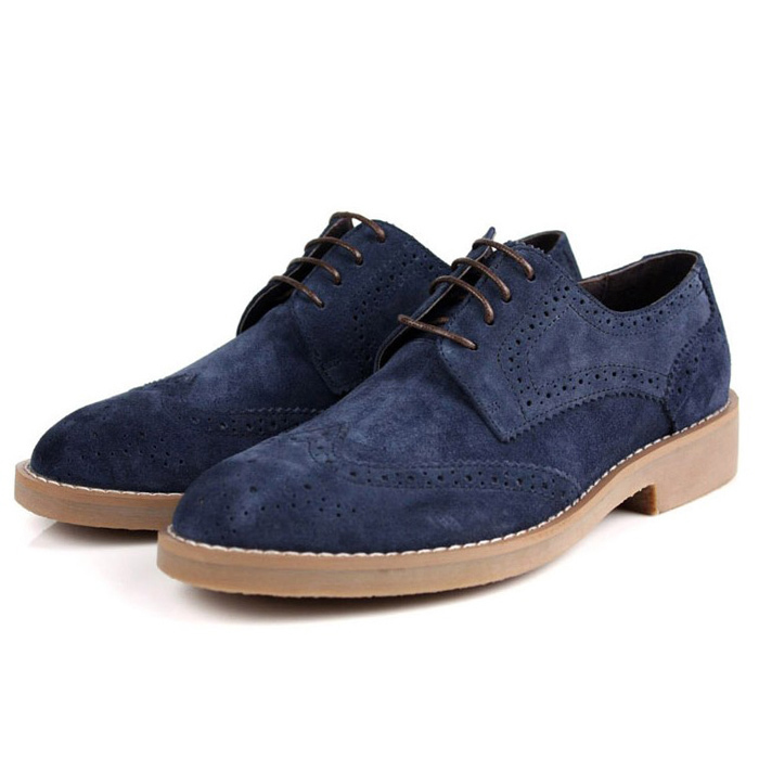 Size 39-44 In 3 Color 2014 Vintage 100% Genuine Leather Formal Brand Man Brogue Oxford Sneakers Mens Casual Rubber Shoes GL779<br><br>Aliexpress