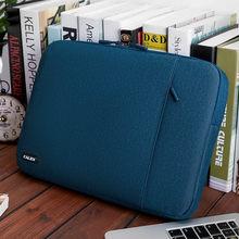 Kalidi bolsa para portátil manga 11.6 12 13.3 14 15.6 polegada notebook manga saco para macbook ar pro 13 15 dell asus hp acer caso do portátil(China)
