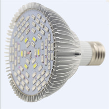 Full Spectrum Led Grow Light 30W 50W 80W E27 Led Grow Lamp For Plants Vegetables Hydroponic System Grow Tent AC85-265V(China (Mainland))