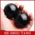 5A Grade Energy Massage Ball /Magic Health Hand Fit Ball/Black Bianstone