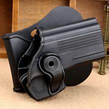 Бесплатная доставка тактический черный правой рукой кобура кобура чехол чехол защита для телец 24/7 телец 24/7 — OSS пистолет