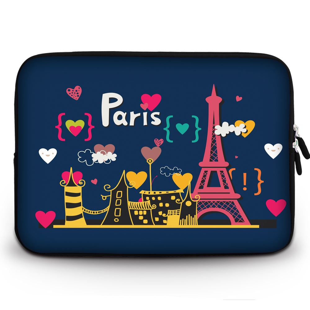 Fedex Free Shipping Printing Tablet Sleeve Pouch for ipad mini 1 2 3 4 Support Coming PIcture LOGO Design And Mini Mix Wholesale(China (Mainland))