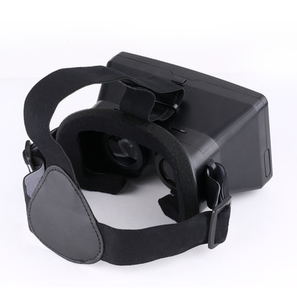 3D Cinema Glasses Mobile Phone 3D Virtual Reality Glasses Helmet VR Glasses For Video Oculos 3D Gafas 3D Glass