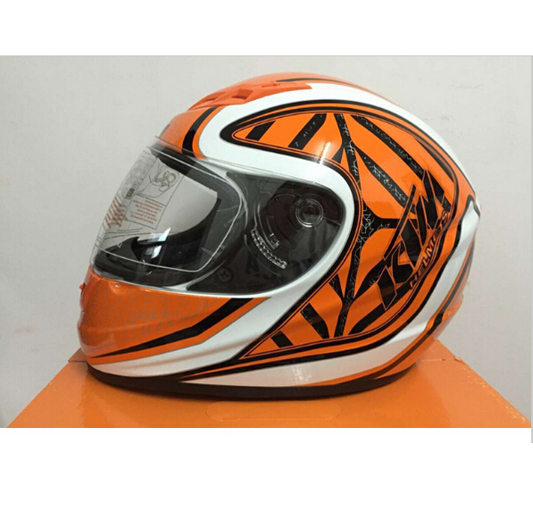 new arrival ece approved ktm full face motorcycle helmet street road racing casque casco capacete protective
