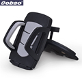 Coabao Soporte Movil Car CD Dash Slot Stand for Mobile Cell phone Holder Mount for iphone