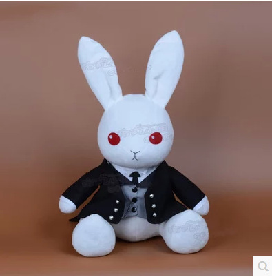 Anime plush toys cospaly Book of Circus animals Animation Rabbit(China (Mainland))