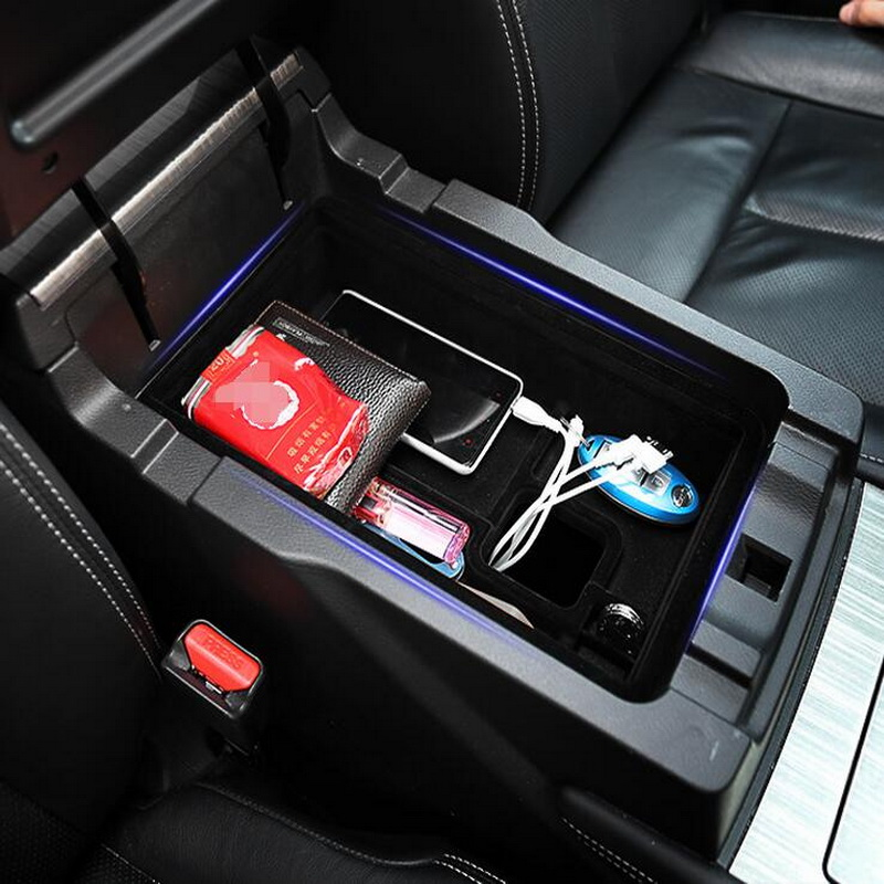 1 PCS DIY car styling New ABS plastic the central armrest storage box cover case for Nissan 2015 murano parts accessories<br><br>Aliexpress