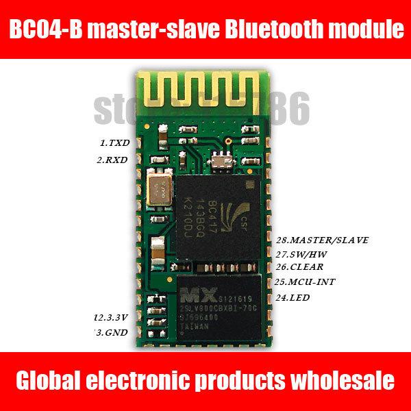 Aliexpress Com Buy Warriorsarrow Bluetooth Module: Aliexpress.com : Buy Free Shipping BLK MD BC04 B Master