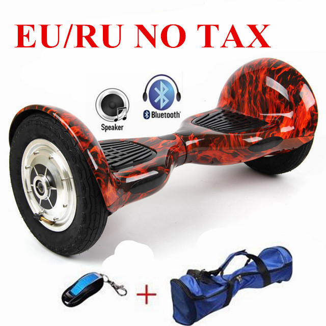 2016 Hoverboard Smart electric scooters self balancing scooter Two wheel skateboard Speaker+ bluetooth+ Samsung BT hover board(China (Mainland))